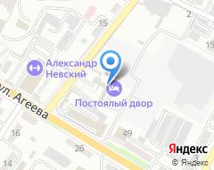 Компания Магазин автозапчастей на ГАЗ, ЗИЛ, МТЗ на карте города