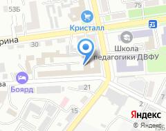 Компания Pandora PXL на карте города