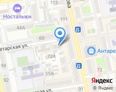 Компания Орифлейм на карте города