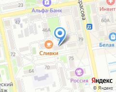 Компания Леденев и Партнеры на карте города