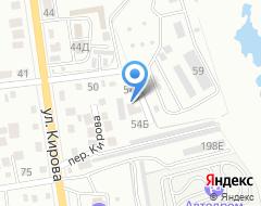Компания Маяк на карте города