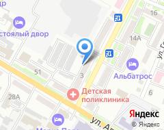 Компания Автотепло на карте города