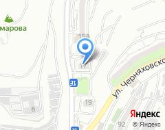 Компания ФарпостСкидка на карте города