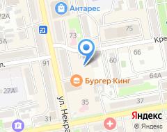 Компания Конфиденциал автоцентр на карте города