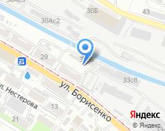 Компания Авто-витраж на карте города