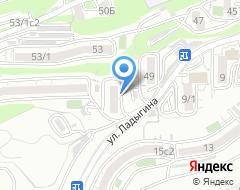 Компания Автострада ДВ на карте города