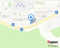 Компания АСА на карте города