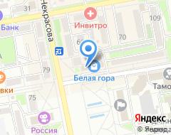 Компания СИМПАТЯГИ на карте города