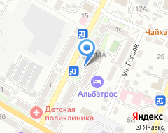 Компания Леди Люкс на карте города