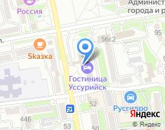 Компания ВЭД Сервис на карте города