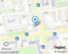 Компания Фрегат Аэро на карте города