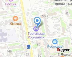 Компания БЕРЕЗКА на карте города