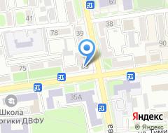 Компания Skor на карте города
