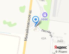 Компания АЗС ОАО Приморнефтепродукт на карте города