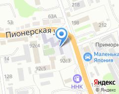 Компания Плотников на карте города