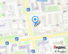 Компания Фурор на карте города