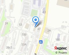 Компания Denysoft.ru на карте города