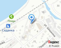 Компания Системы Бизнес Эргономики на карте города