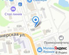 Компания Камаз магазин автозапчастей на карте города
