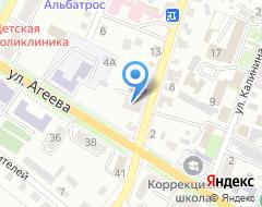 Компания Адвокатская палата Приморского края на карте города