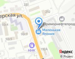 Компания Импорт-Прим на карте города