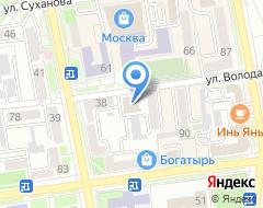 Компания Консан на карте города