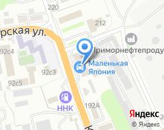 Компания Дальагролига на карте города