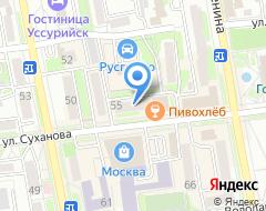 Компания БизнесУчет на карте города