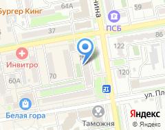 Компания Билетур туристическая компания на карте города
