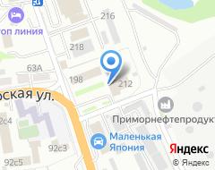 Компания Комffорт на карте города