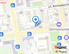 Компания Ваш Личный бухгалтер на карте города