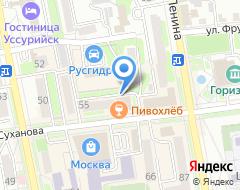 Компания ПивОхлёб на карте города