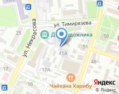 Компания AVTOремонт25 на карте города