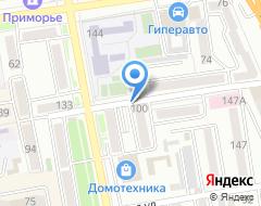 Компания Бизнес Сервис на карте города