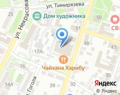 Компания Солид Банк на карте города