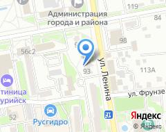 Компания Безугленко и партнёры на карте города