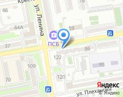 Компания Адвокатский кабинет Воронько Ю.Г на карте города
