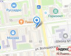 Компания Alarm-service на карте города