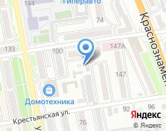 Компания Автостоянка на Пролетарской на карте города