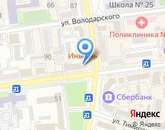 Компания Адвокатский кабинет Абдулаева Р.С. на карте города