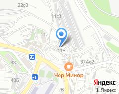 Компания СБ Моторс на карте города