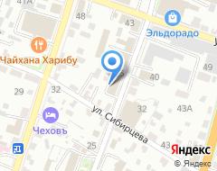 Компания Автомастер на карте города