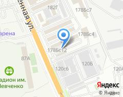 Компания Offroad-4x4.pro на карте города