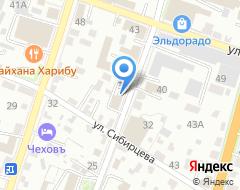 Компания Профоценка на карте города