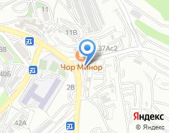 Компания АРК на карте города
