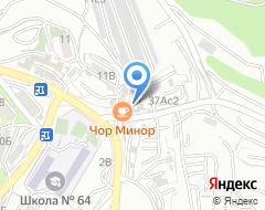 Компания GreenAvto на карте города