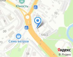 Компания ДРК на карте города