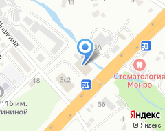 Компания Мицубиси Сервис на карте города