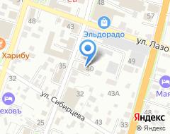 Компания ТНК-Приморье на карте города