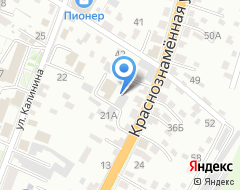 Компания AVTO DOKTOR на карте города